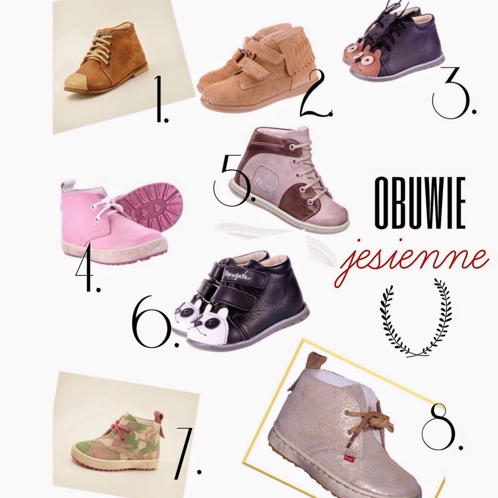 51866be881da9 Podczas wybierania bucików najważniejsza jest dla mnie wygoda. Nigdy nie  kupię Lilce butów, którymi można gwoździe wbijać (chodzi mi o podeszwę).