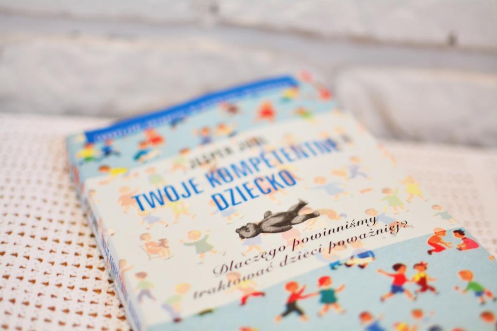 zdjęcie książki Twoje kompetentne dziecko
