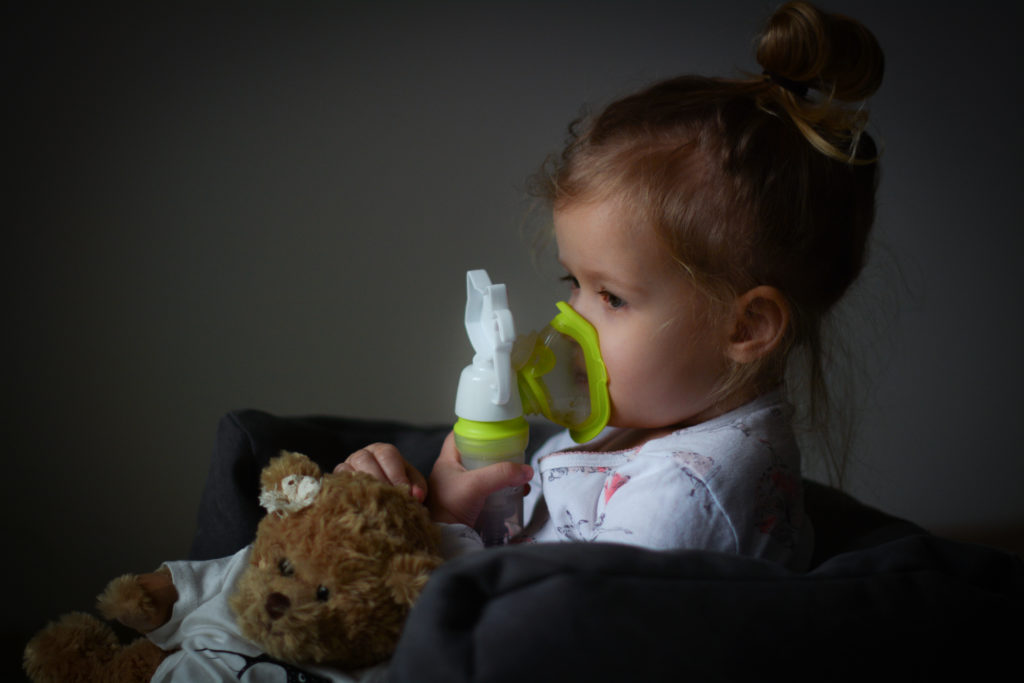 inhalator dla dziecka