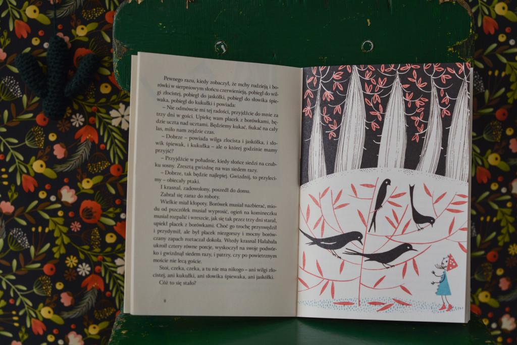 książki dla dzieci z przygód krasnala hałabały