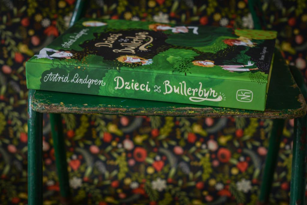 książki dla dzieci dzieci z bullerbyn