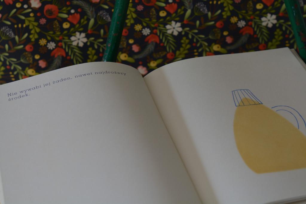 książki dla dzieci kłopot