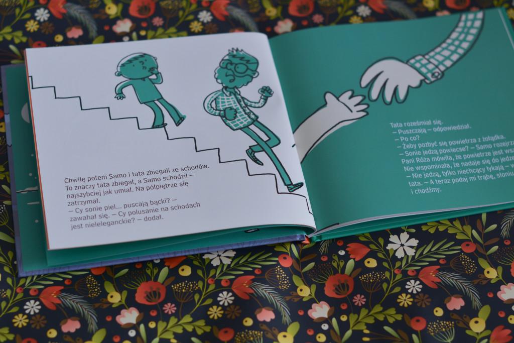 książki dla dzieci samo dzielny lepiej wie