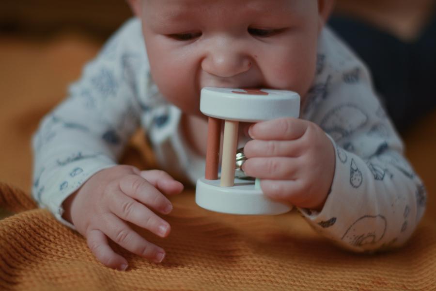 walce - zabawki dla niemowląt