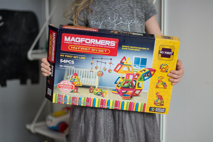 pudełko megaformers