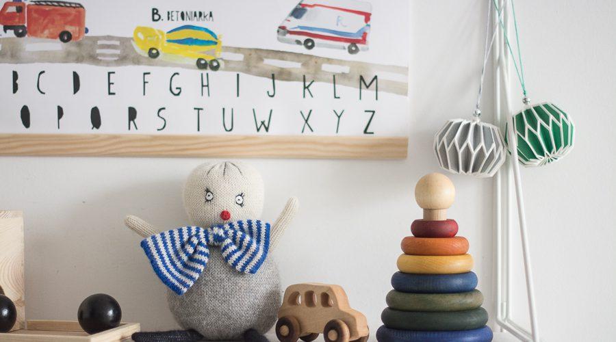 Zabawki dla niemowląt 10 i 11 miesiąc
