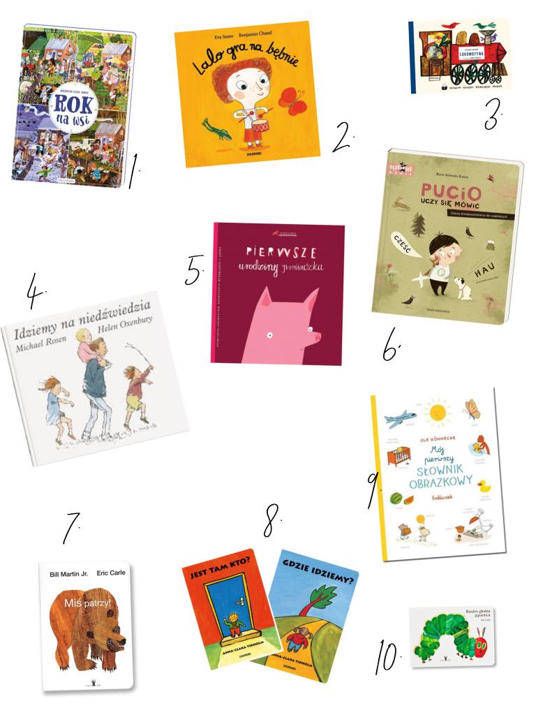 książki na roczek