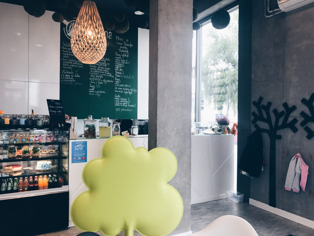 kawiarnia na urodziny dla dzieci