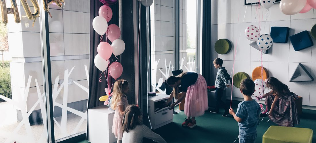 Kawiarnia na urodziny dla dzieci – świetne miejsce na imprezę
