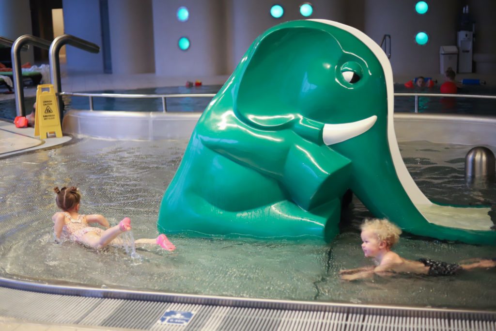 Hotel Aquarius basen