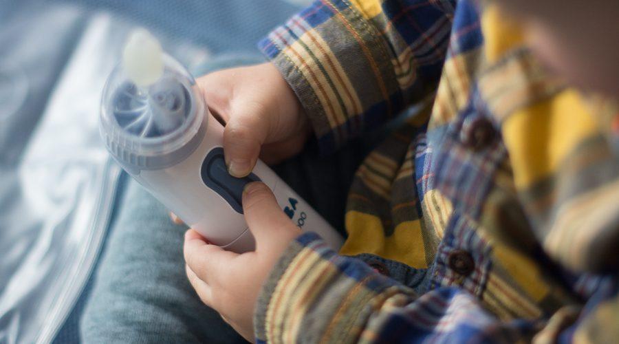 Elektryczny aspirator do nosa Beaba – test i opinia
