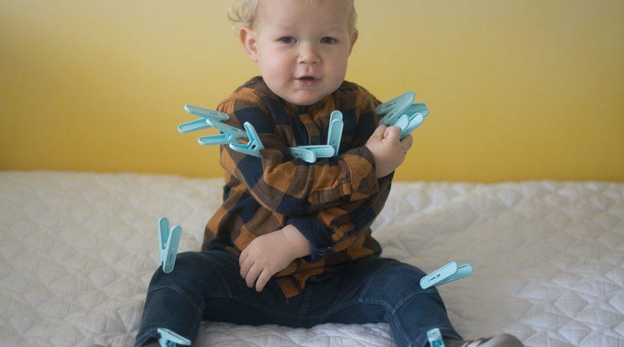 Zabawy dla dzieci z klamerkami – 10 pomysłów