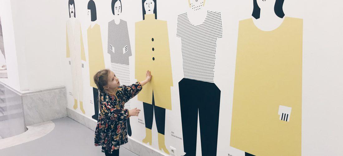Wszystko widzę jako sztukę – genialna wystawa dla dzieci