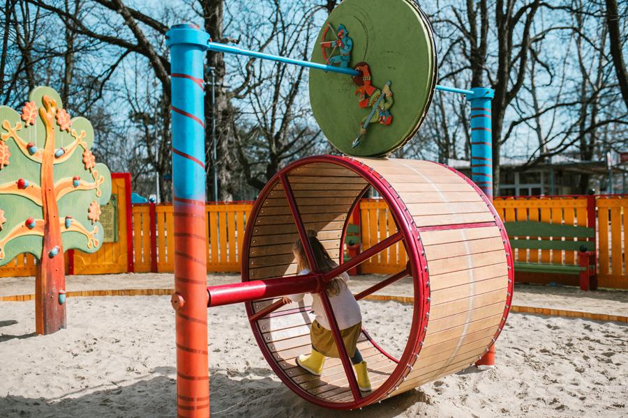 Węgierski Plac Zabaw W Warszawie Aktywne Macierzyństwo