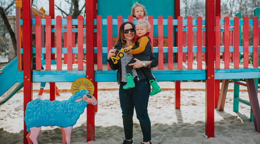 Węgierski plac zabaw w Warszawie – aktywne macierzyństwo