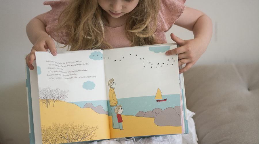 Wyjątkowa książka dla dzieci o ważnych sprawach