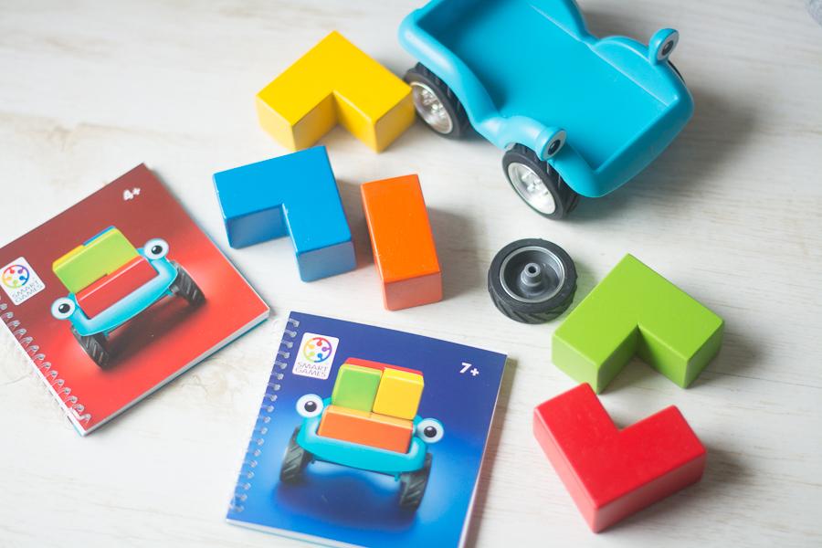 elementy smartcar - Prezent dla 2 latka