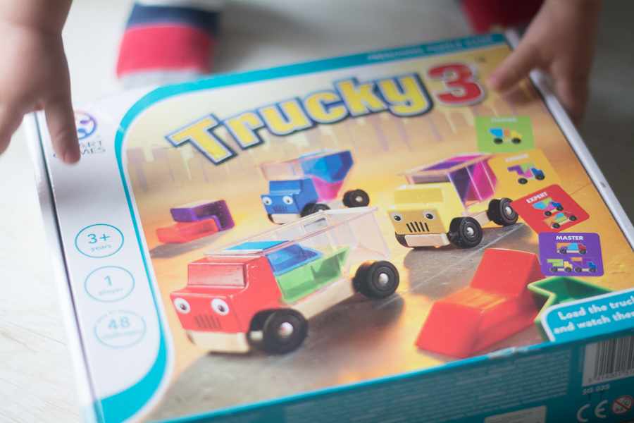 pudełko trucky
