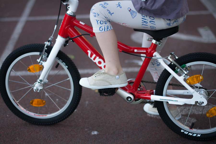 lekki rower dla dziecka