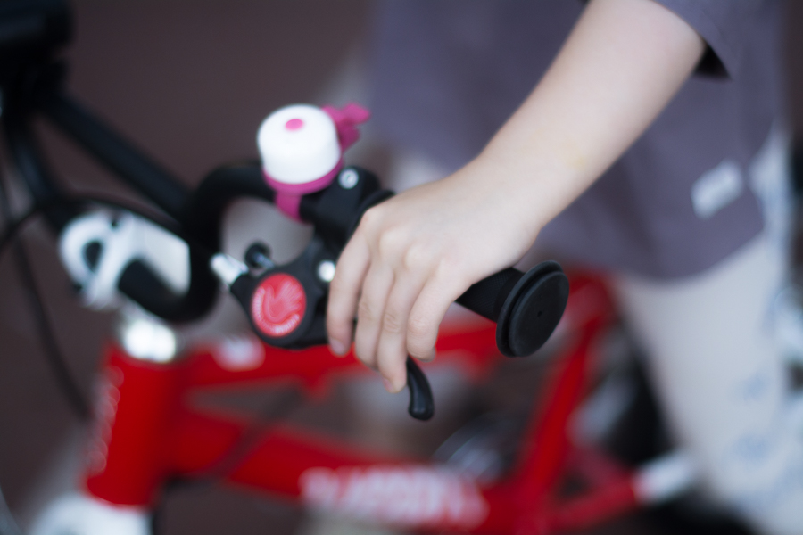 woom3 - lekki rower dla dziecka