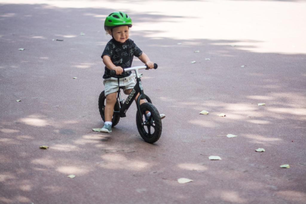 rower biegowy dla 2 latka