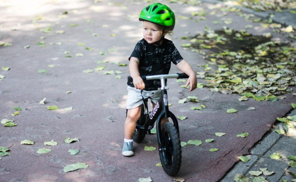 cruzee - rower biegowy dla 2 latka