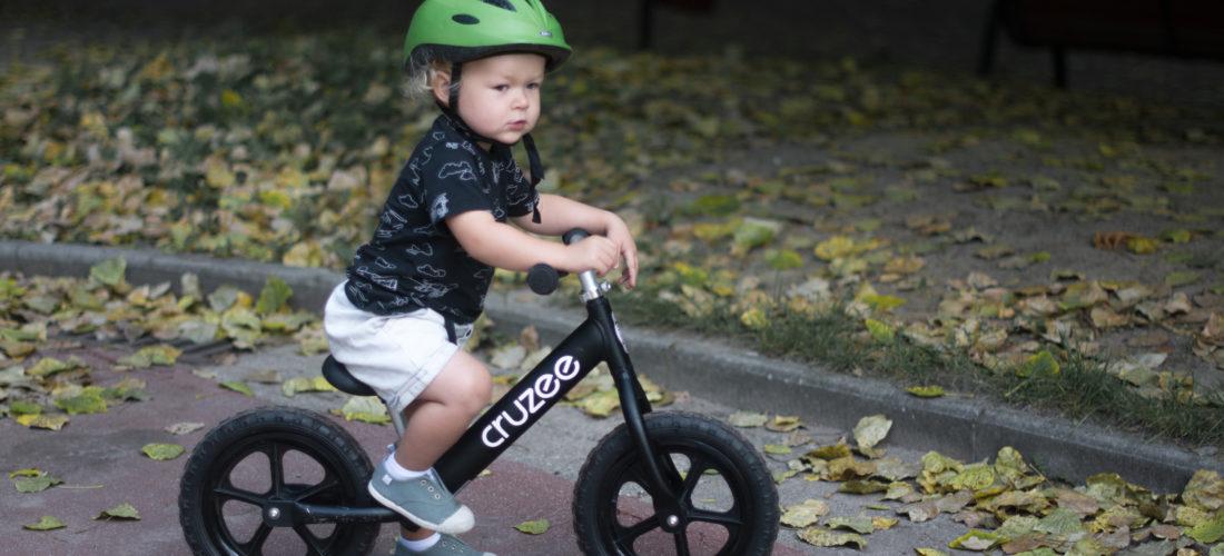 Rower biegowy Cruzee – najlepszy rowerek biegowy, jaki mieliśmy