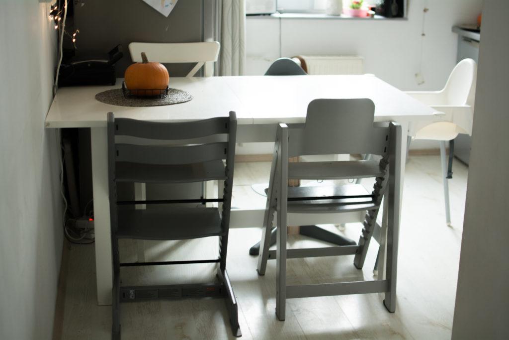 krzesełko do karmienia test