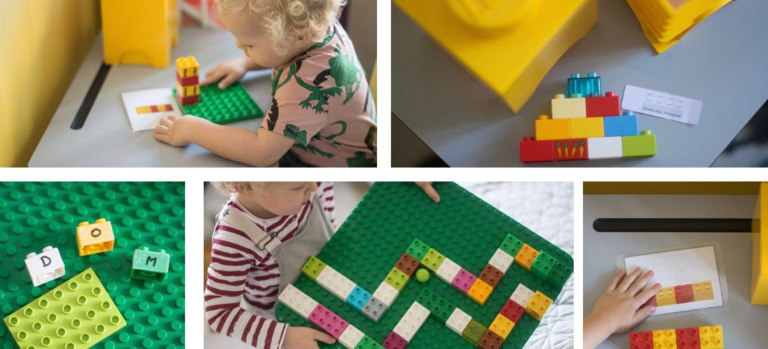 Kreatywne zabawy z klockami LEGO, na które byście nigdy nie wpadli