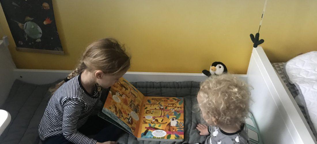 Świetna książka dla dzieci, z której dowiecie się wielu ciekawostek