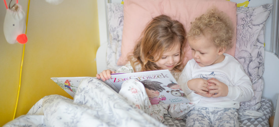 Jak nauczyłem córkę czytać?