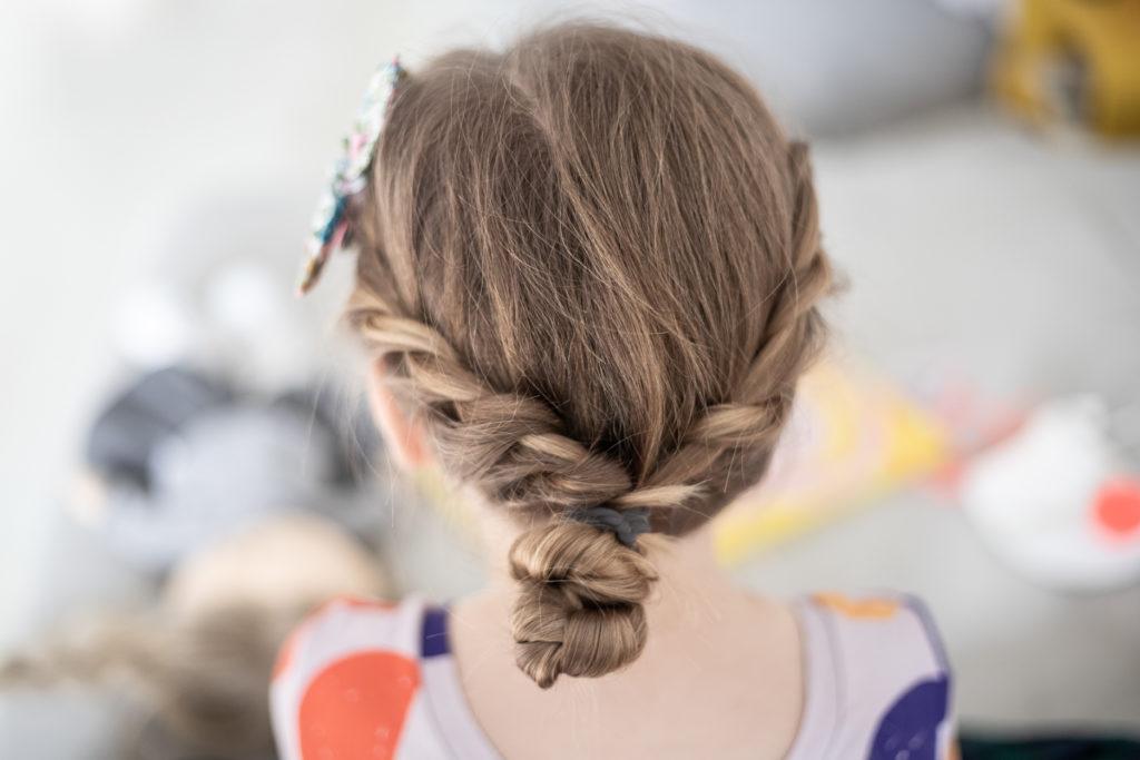 Fryzury Dla Dziewczynek 10 Pomysłów Do Szkoły I