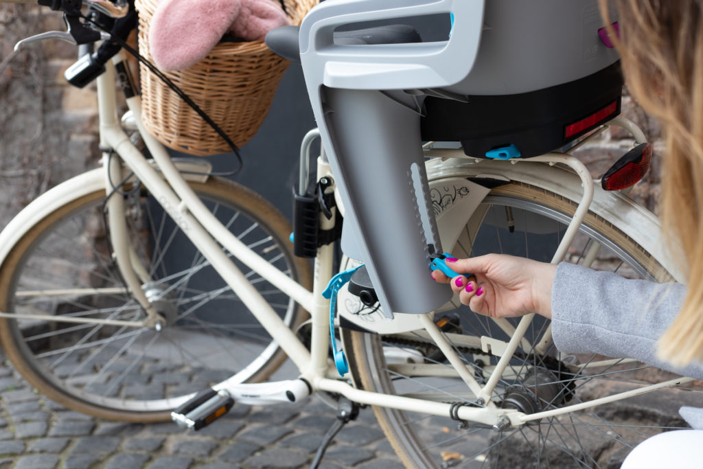 fotelik rowerowy THULE
