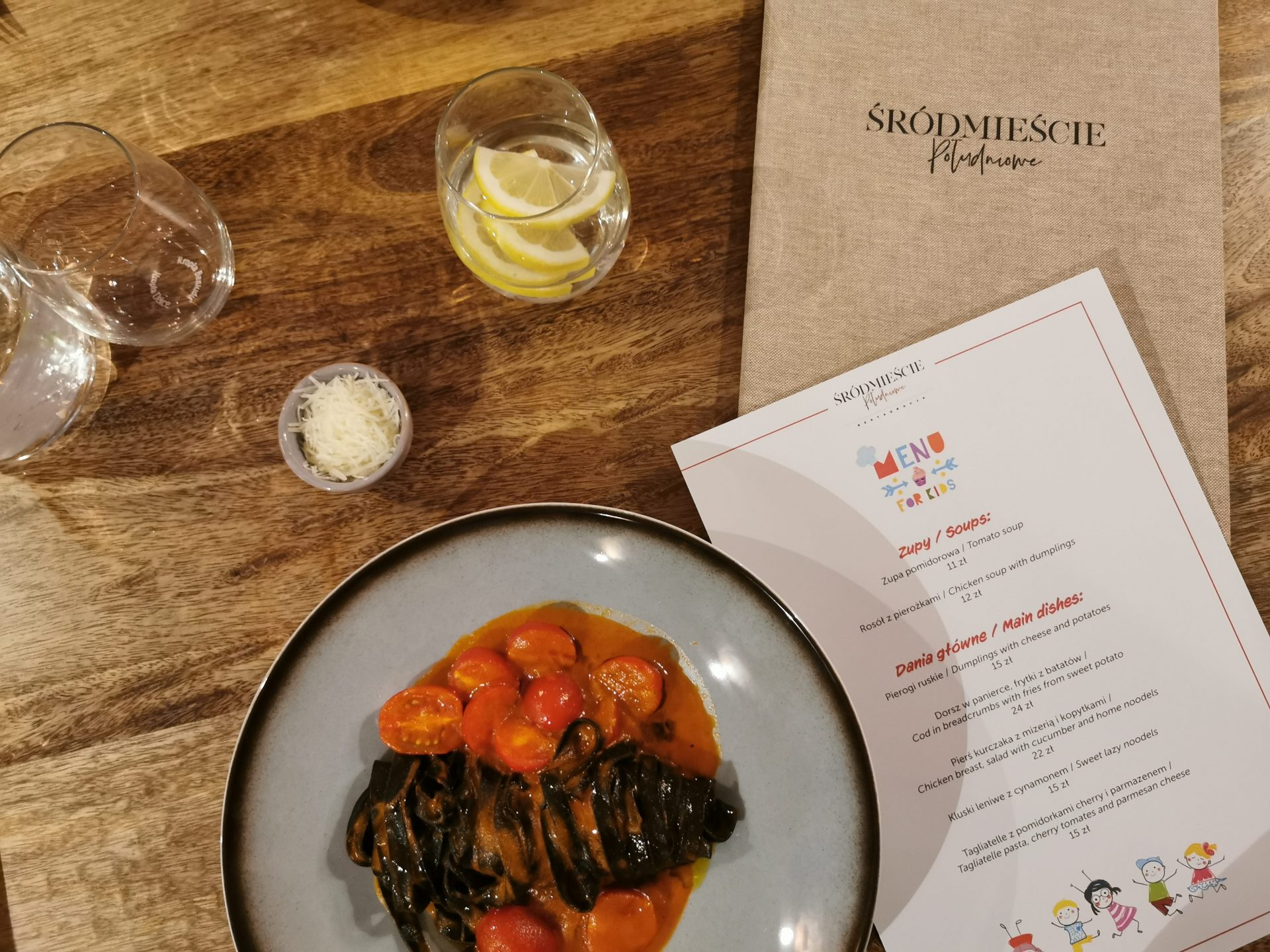 10 Najlepszych Restauracji W Warszawie Przystosowanych Do Potrzeb