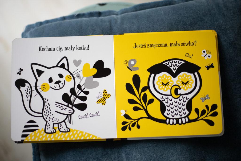 Książki kartonowe dla najmłodszych