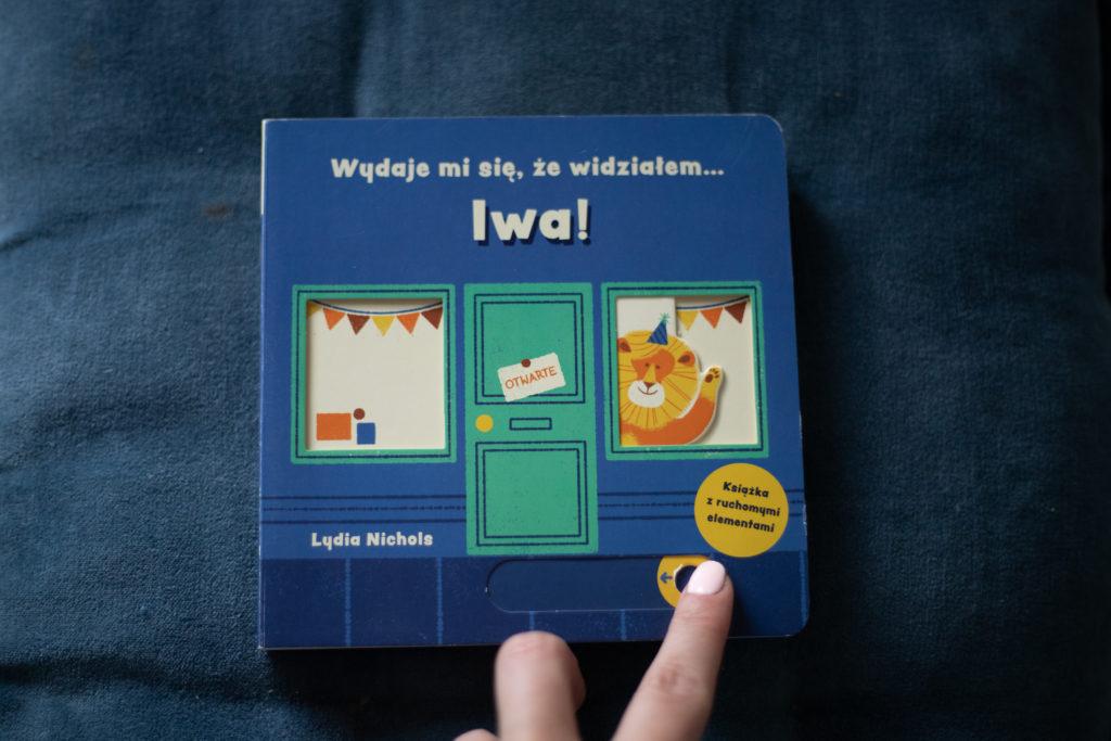 książki dla dzieci z ruchomymi elementami