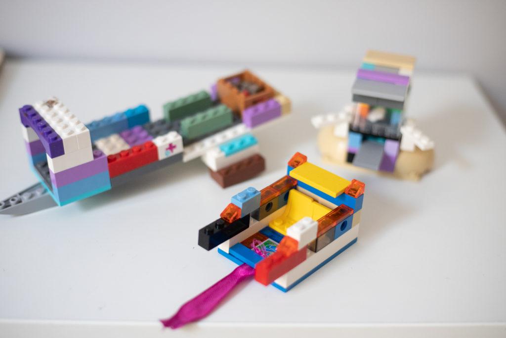 prezent dla trzylatka - klocki lego