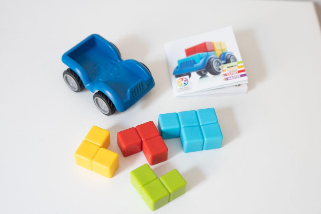 Prezenty dla 3-latka - granna auto