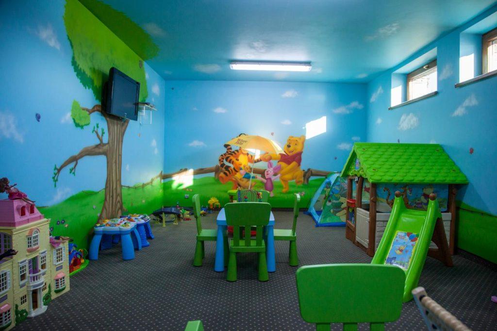 Pensjonat Silverton - atrakcyjne miejsca dla dzieci