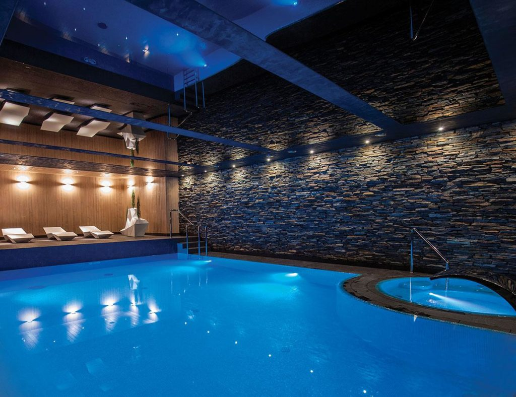 Hotel Zawrat Ski Resort & Spa - stref Spa
