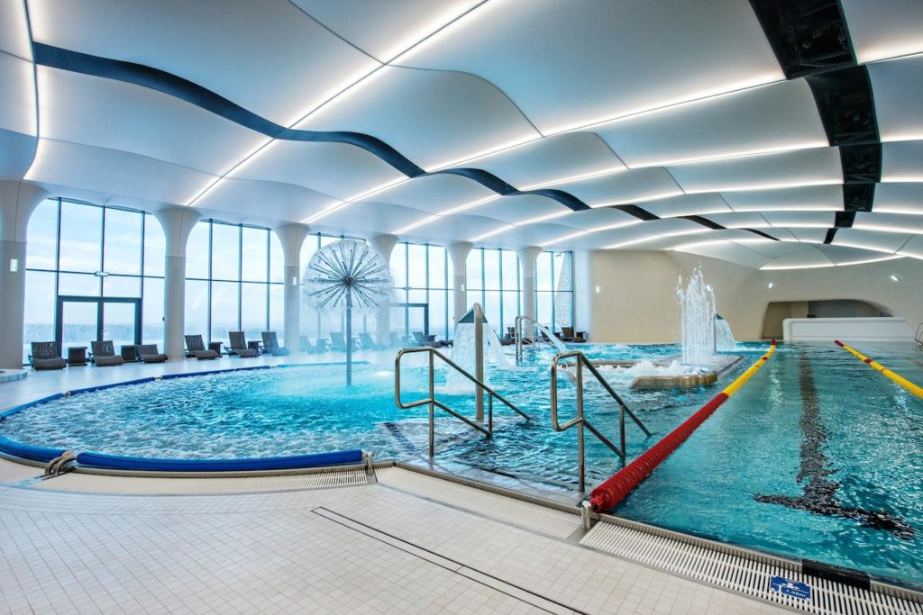Hotel Arłamów - basen