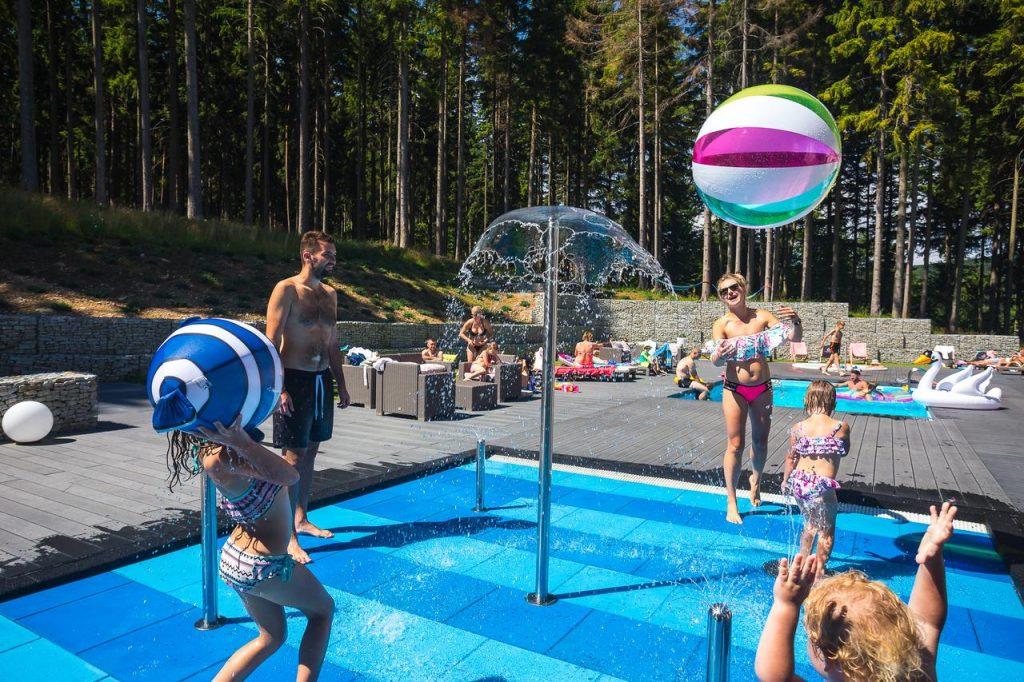 Czarny Kamień Resort & Spa - atrakcyjne miejsca dla dzieci