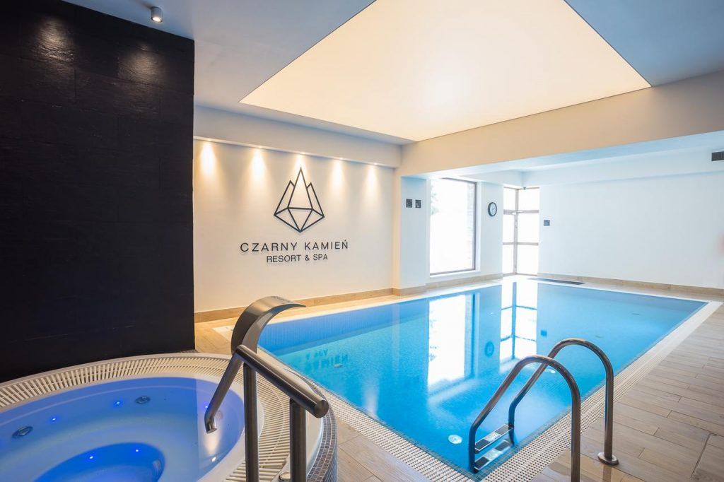 Czarny Kamień Resort & Spa - strefa Spa