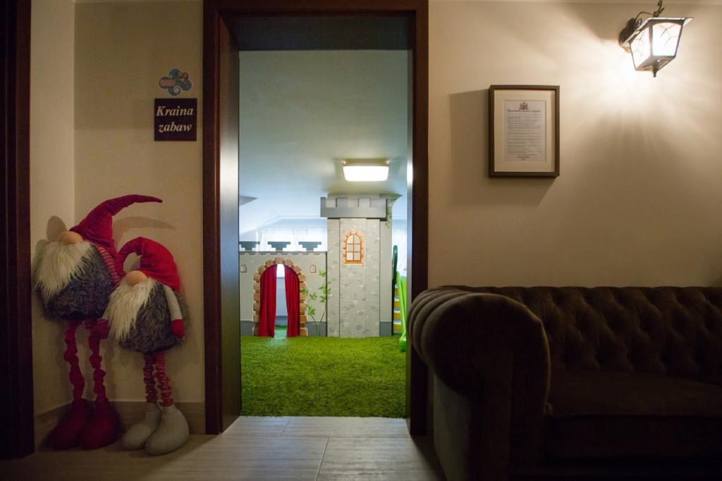 Apartamenty Górska Legenda - kraina zabaw