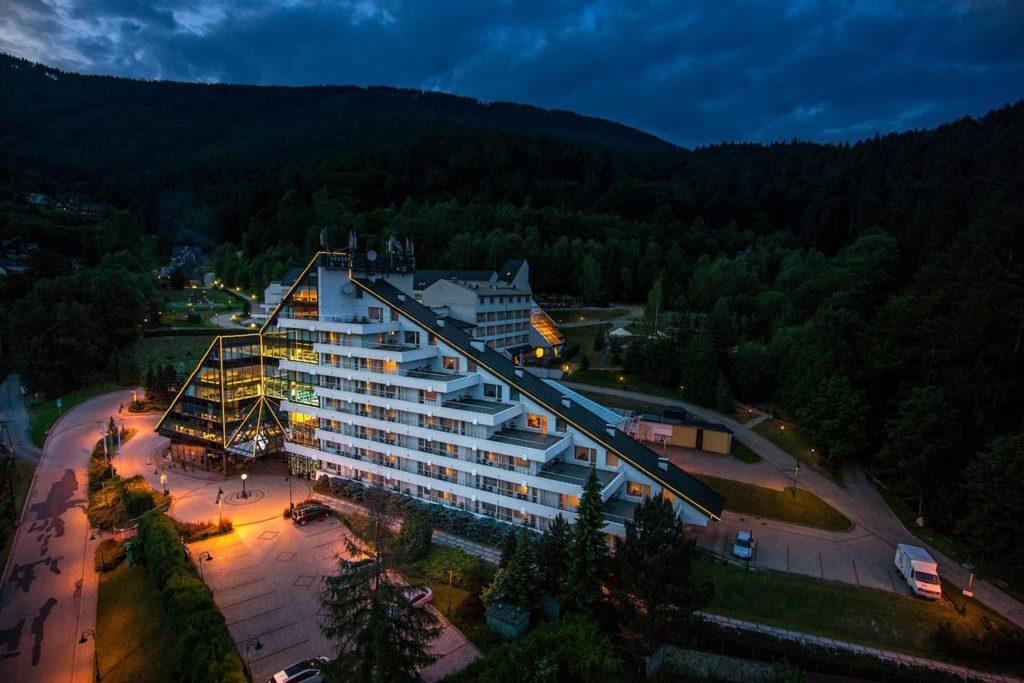 Hotel Klimczok Resort & Spa - hotele na narty z dziećmi