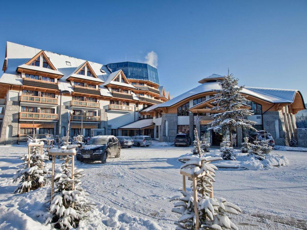 Nosalowy Dwór  - hotele na narty z dziećmi