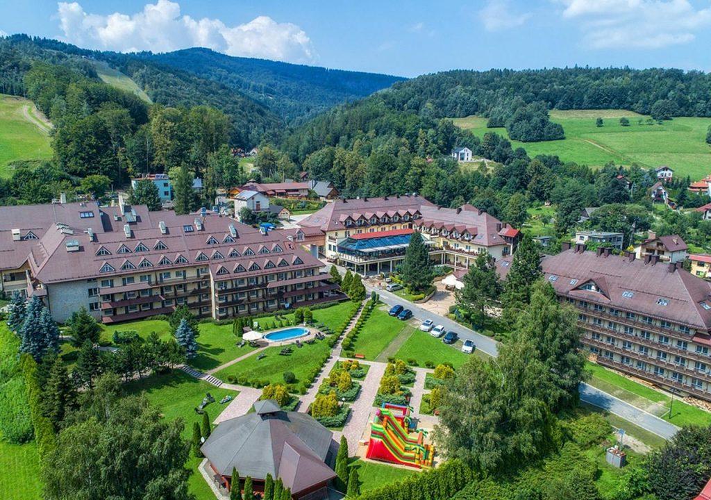 Hotel Stok - hotele na narty z dziećmi