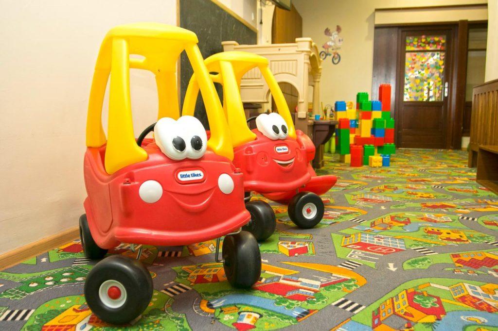 Vital & Spa Resort Szarotka - atrakcyjne miejsca dla dzieci - sala zabaw