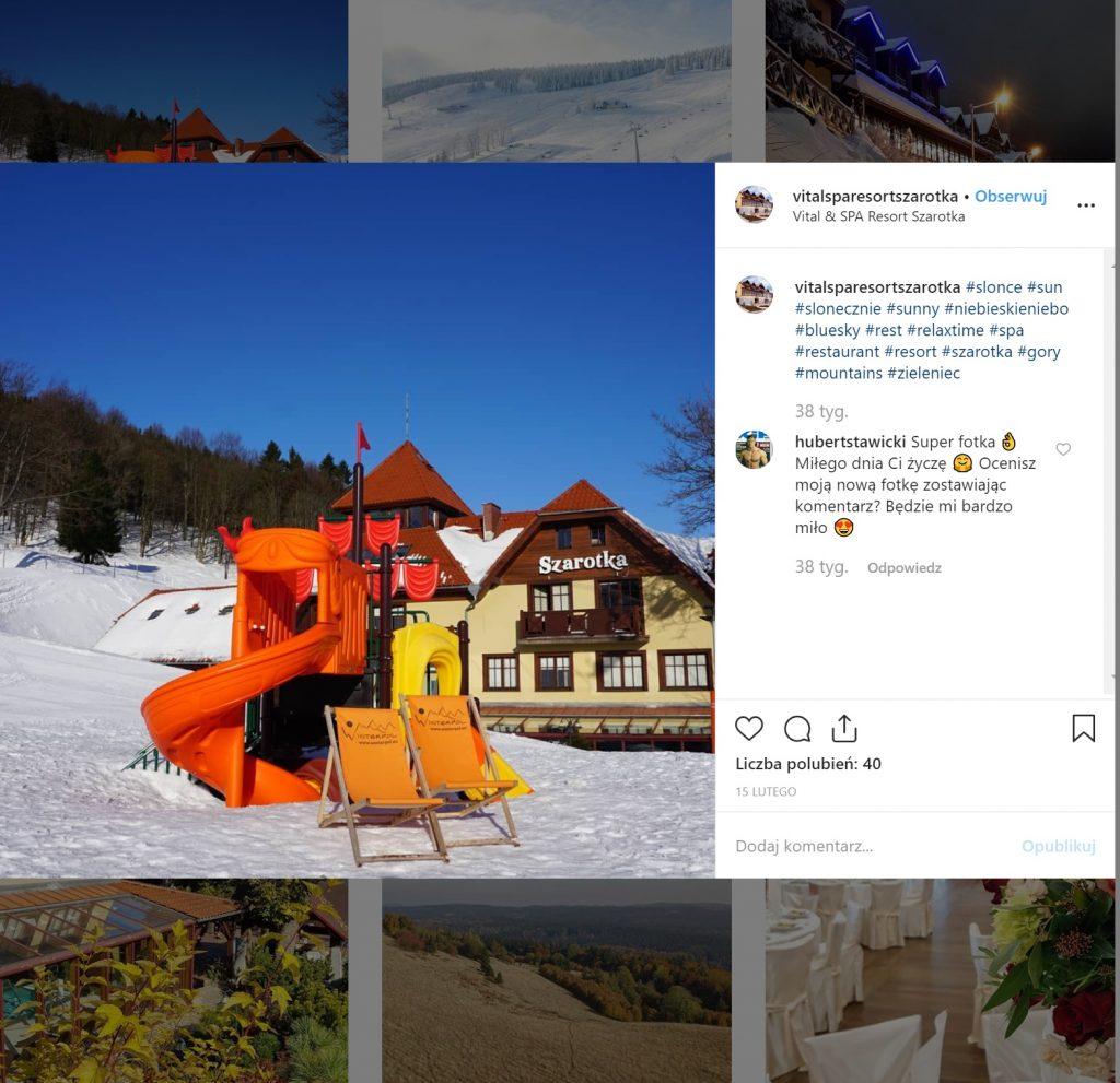 Vital & Spa Resort Szarotka - hotele na narty z dziećmi