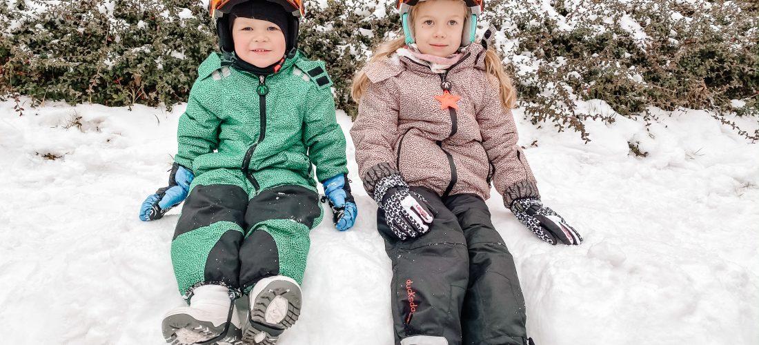 Zima z dziećmi – pierwszy wyjazd na narty